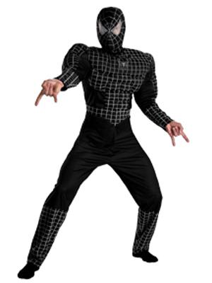 BLACK SUITED DELUXE SPIDERMAN 3  sc 1 st  Crazy For Costumes/La Casa De Los Trucos (305) 858-5029 - Miami ... & Crazy For Costumes/La Casa De Los Trucos (305) 858-5029 - Miami ...