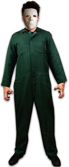 HALLOWEEN MICHAEL MYERS MOVIE COSTUME FOR MEN  sc 1 st  Crazy For Costumes/La Casa De Los Trucos (305) 858-5029 - Miami ... & Crazy For Costumes/La Casa De Los Trucos (305) 858-5029 - Miami ...