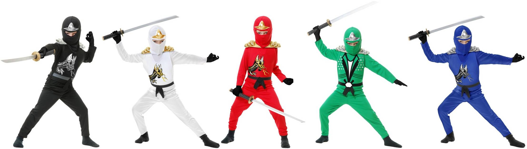 Gold Ninja Halloween Costume ✓ The Halloween and Makeup