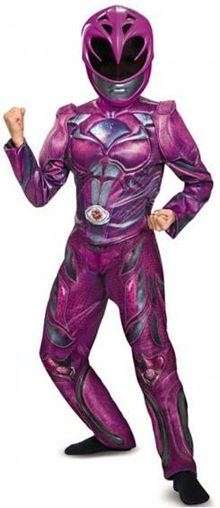 POWER RANGERS MOVIE PINK RANGER COSTUME FOR GIRLS  sc 1 st  Crazy For Costumes/La Casa De Los Trucos (305) 858-5029 - Miami ... & Crazy For Costumes/La Casa De Los Trucos (305) 858-5029 - Miami ...