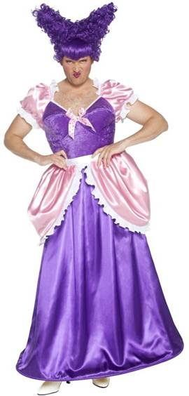 Cinderella Stepsister Costume Diy Diy Campbellandkellarteam