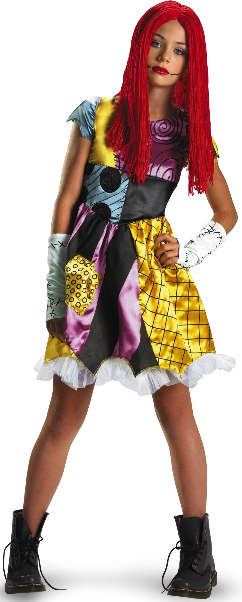 Nightmare Before Christmas Halloween Costumes Kids
