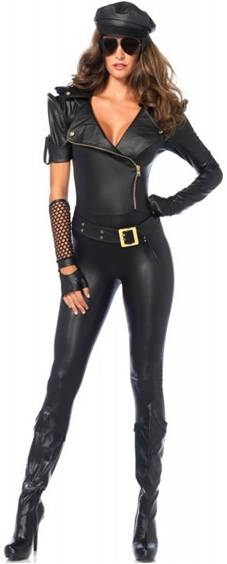SEXY BIKER EASY RIDER COSTUME FOR WOMEN Click for larger image  sc 1 st  Crazy For Costumes/La Casa De Los Trucos (305) 858-5029 - Miami ... & Crazy For Costumes/La Casa De Los Trucos (305) 858-5029 - Miami ...