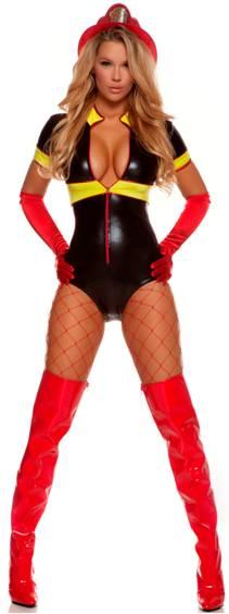 Sexy soccer costume-8994