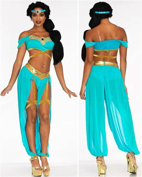 Apologise, but, sexy adult disney princess jasmine