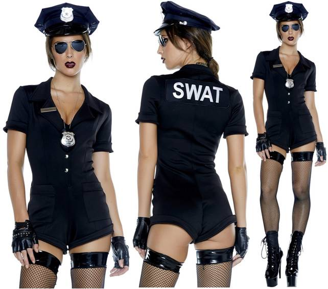 sexy women police officers