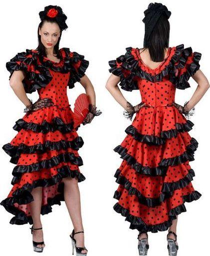 Spanish seduction adult costume magnificent idea