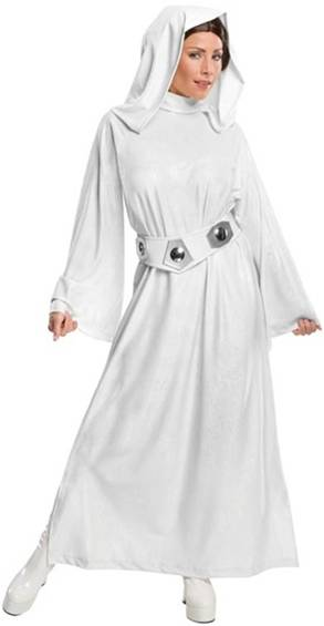STAR WARS PRINCESS LEIA DELUXE COSTUME FOR WOMEN Click for larger image d7176823f