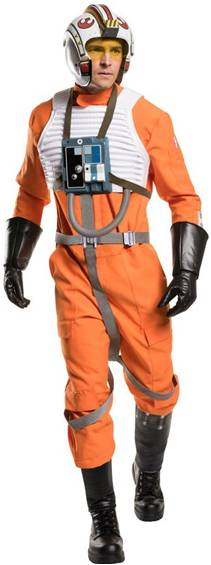 THEATRICAL QUALITY STAR WARS X-WING PILOT COSTUME  sc 1 st  Crazy For Costumes/La Casa De Los Trucos (305) 858-5029 - Miami ... & Crazy For Costumes/La Casa De Los Trucos (305) 858-5029 - Miami ...