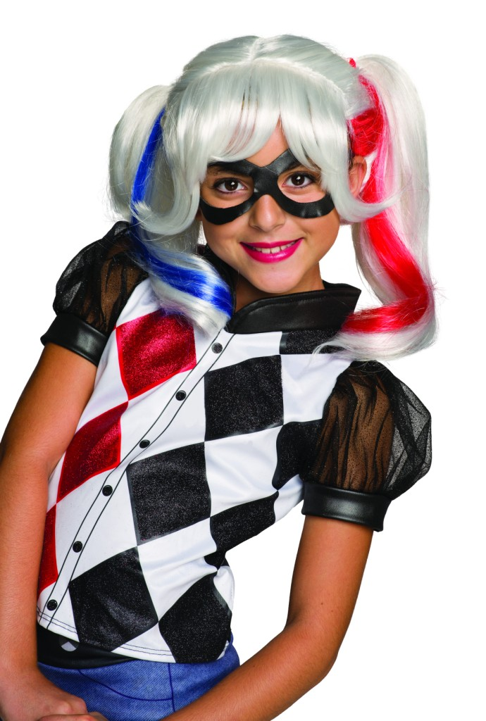 Good SUICIDE SQUAD HARLEY QUINN WIG FOR GIRLS Click For Larger Image