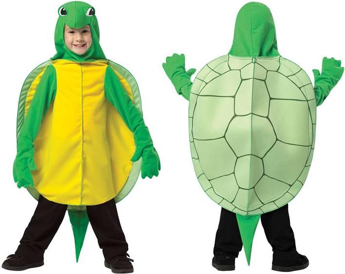 Костюм черепахи как сделать